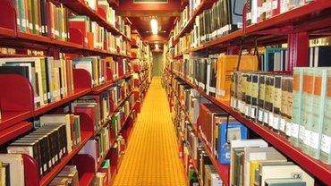 Bibliotheksgang