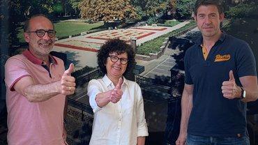 Vorsitzende des neu gewählten Personalrates der Stadt Oberhausen