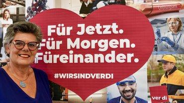 Start Tarifrunde 2020 Bezirk Ruhr-West