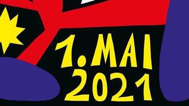 Solidarität ist Zukunft - Das Mai-Motiv 2021 - Teaserformat
