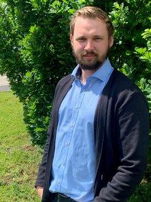 Dennis Kurz Gewerkschaftssekretär